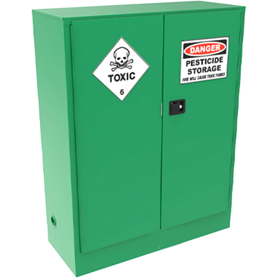 Picture of 250L Pesticides Storage Cabinet Class 6.1